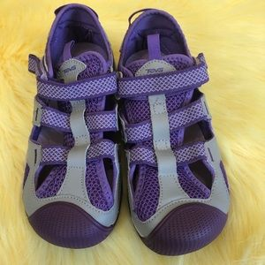 Teva   Sandals size girls 5